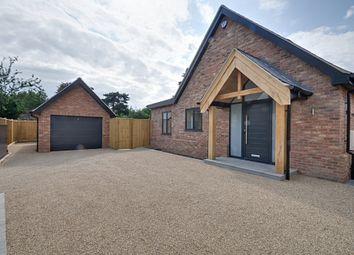 Thumbnail 3 bed detached bungalow for sale in Hilda Vale Road, Farnborough, Orpington