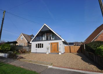 Thumbnail 4 bed property for sale in Fairhaven Avenue, West Mersea, Colchester