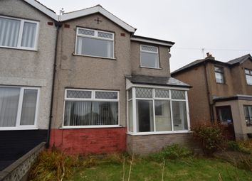 Thumbnail 3 bedroom semi-detached house for sale in Plymouth Street, Walney, Cumbria