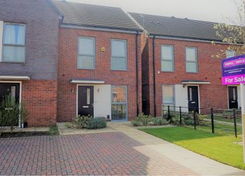 Thumbnail 2 bedroom end terrace house for sale in Headley Croft, Birmingham