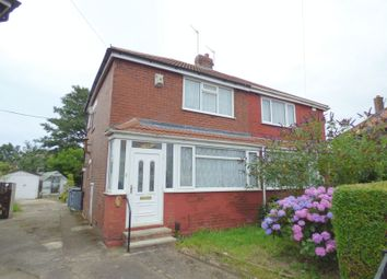 Thumbnail 2 bed semi-detached house for sale in Shelley Road, Stockport