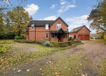 Thumbnail 5 bed detached house for sale in Harper Lane, Shenley, Radlett
