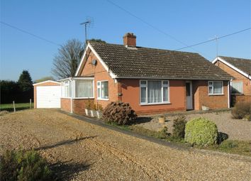 Thumbnail 2 bedroom detached bungalow for sale in West Way, Wimbotsham, King's Lynn