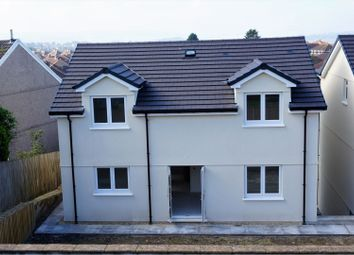 Thumbnail 4 bedroom detached house for sale in Penyrheol Road, Gorseinon