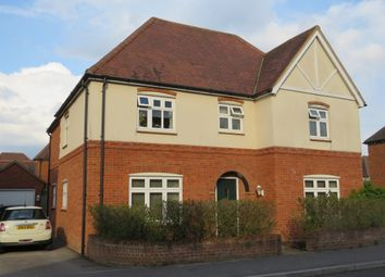 Barnard Field, Amesbury, Salisbury SP4. 4 bed detached house for sale