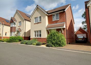 Thumbnail 5 bedroom detached house for sale in Whitley Rise, Reading, Berkshire