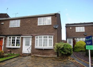 Thumbnail 2 bed end terrace house to rent in Charnwood Lane, Arnold, Nottingham