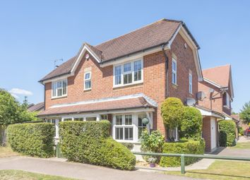 Thumbnail 4 bed detached house for sale in Ropeland Way, Horsham