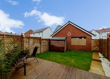 Thumbnail 4 bed terraced house to rent in Jack Dunbar Place, Ashford