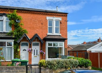 Thumbnail 2 bed end terrace house for sale in Long Hyde Road, Bearwood, West Midlands