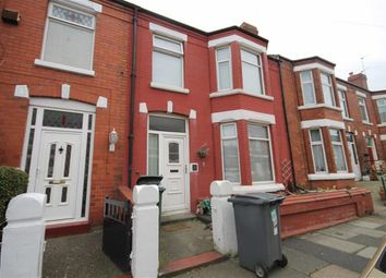 Thumbnail 3 bedroom terraced house to rent in Empress Road, Wallasey, Wirral
