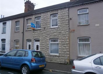 Thumbnail 3 bed terraced house to rent in Aberystwyth Street, Cardiff
