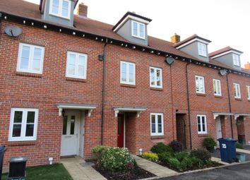 Thumbnail 3 bed town house for sale in Kingshill Crescent, Downley, High Wycombe
