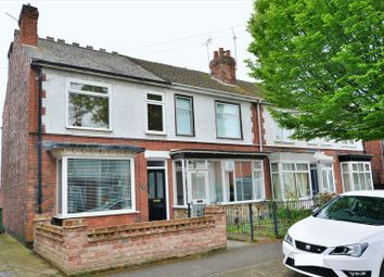 3 bed end terrace house for sale in Church Drive, Lincoln LN6