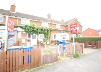 Thumbnail 2 bed flat to rent in St Lukes Road, Burton On Trent, Staffordshire