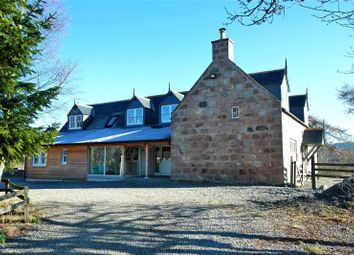 Thumbnail 7 bed detached house for sale in Coull, Aboyne
