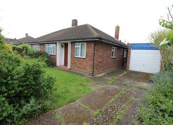 Thumbnail 3 bed semi-detached bungalow for sale in Hanworth Road, Hampton