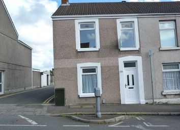 Thumbnail 3 bed end terrace house for sale in Neath Road, Swansea