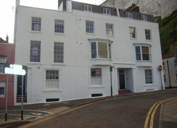 Thumbnail 1 bed flat to rent in East Cliff, Dover