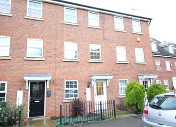 Thumbnail 4 bed town house for sale in Middle Meadow, Shireoaks, Worksop, Nottinghamshire