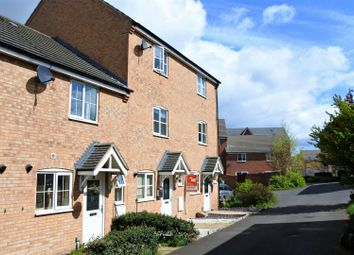 Thumbnail 3 bed town house for sale in Wingfield Court, Grantham