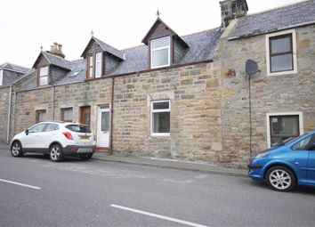 Thumbnail 2 bed terraced house for sale in Grant Street, Burghead, Elgin