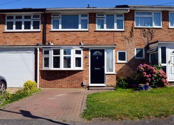 Thumbnail 3 bed terraced house for sale in Hoylake Gardens, Harold Wood, Romford