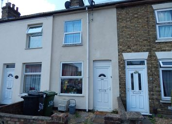 Thumbnail 2 bedroom terraced house for sale in 376 Lincoln Road, Peterborough, Cambridgeshire