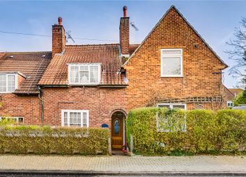 Thumbnail 2 bed terraced house for sale in Greenstead Gardens, London