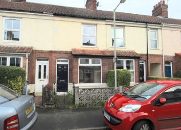 Thumbnail 2 bedroom terraced house to rent in Vincent Road, Norwich