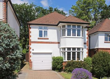 Thumbnail 4 bed detached house for sale in Chetwynd Drive, Southampton