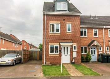 Thumbnail 3 bed town house for sale in Valley Road, Coventry