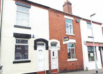 Thumbnail 2 bed terraced house to rent in Turner Street, Birches Head, Stoke-On-Trent, Staffordshire