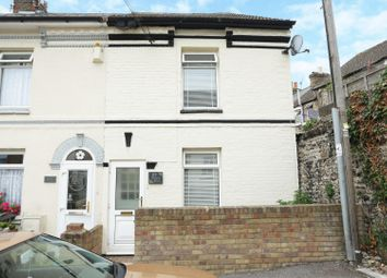 Thumbnail 2 bed end terrace house for sale in Victoria Street, Dover