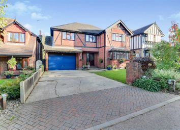 Thumbnail 5 bed detached house for sale in Rayleigh Avenue, Leigh-On-Sea