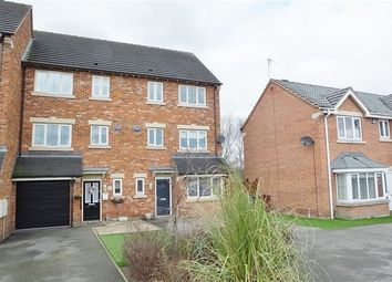 Thumbnail 4 bed town house for sale in Dobbs Close, Sheffield