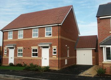 Thumbnail 2 bedroom semi-detached house to rent in Florence Gardens, Thatcham