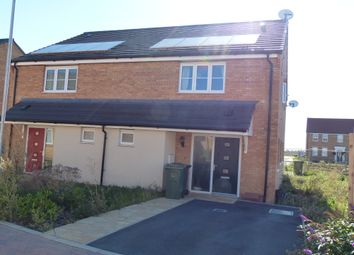 Thumbnail 1 bed terraced house to rent in Abingdon Close, Eye