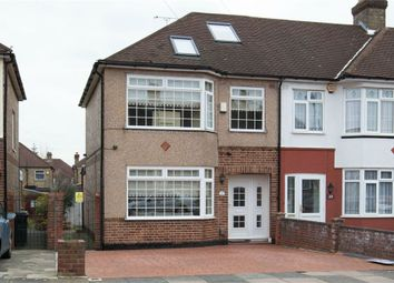 Thumbnail 4 bed end terrace house for sale in Chester Gardens, Enfield, Greater London
