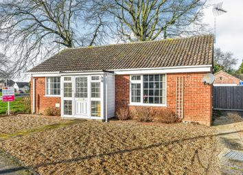 Thumbnail 2 bed detached bungalow for sale in College Drive, Heacham, King's Lynn