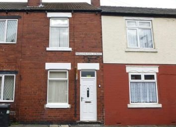 Thumbnail 2 bed end terrace house for sale in Wellington Street, Mexborough