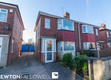 Thumbnail 2 bed semi-detached house for sale in Allison Avenue, Retford