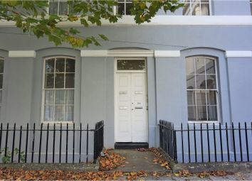 Thumbnail 1 bed flat for sale in 124 Durnford Street, Plymouth