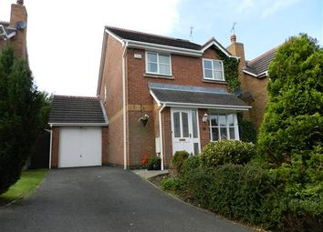Thumbnail 3 bed detached house for sale in Merthyr Grove, Knypersley, Stoke-On-Trent