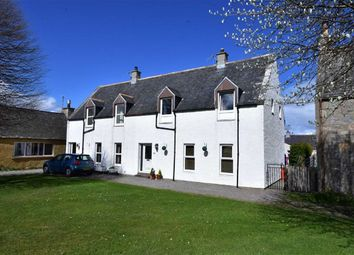 Thumbnail 2 bed semi-detached house for sale in The Square, Tomintoul, Ballindalloch