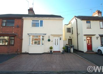 Thumbnail 2 bed semi-detached house for sale in Sandwell Avenue, Wednesbury, West Midlands