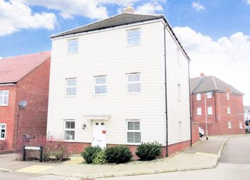Thumbnail 5 bedroom detached house for sale in Fieldstone, Houghton Regis, Dunstable