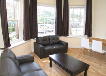 Thumbnail 4 bedroom flat to rent in West Park Road, Southall