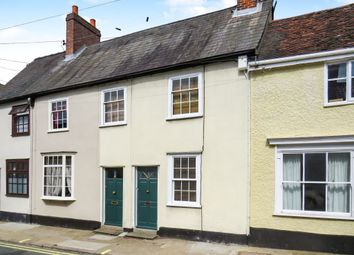 3 bed terraced house for sale in Bury Street, Stowmarket IP14