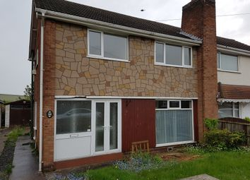 Thumbnail 3 bed semi-detached house to rent in Cleveland Road, Armthorpe, Doncaster, South Yorkshire